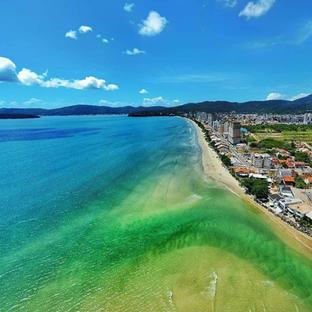 Praia Balneário do Perequê - Porto Belo/SC