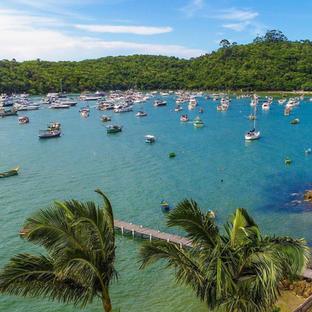 Praia do Caixa D´Aço - Porto Belo/SC