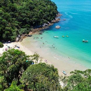 Praia do Estaleiro - Porto Belo/SC