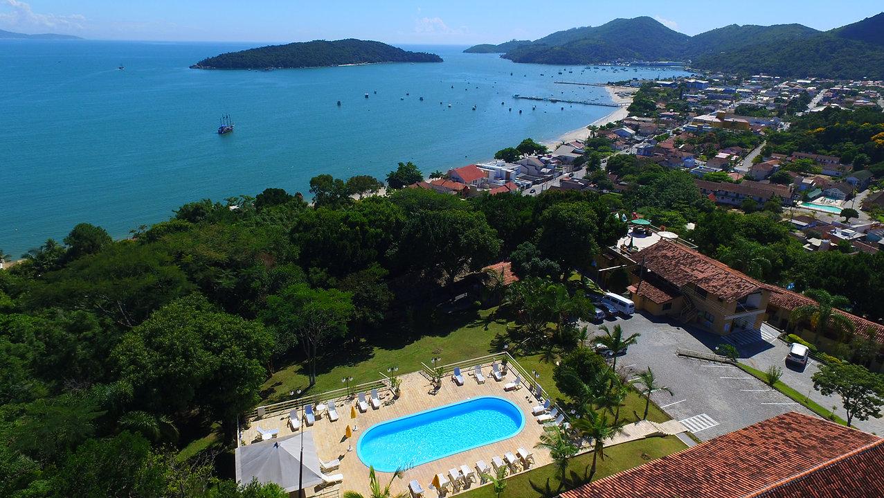 Hotel Morro do Sol Porto Belo