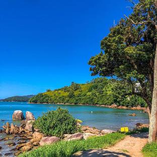 Praia do Fagundes - Porto Belo/SC