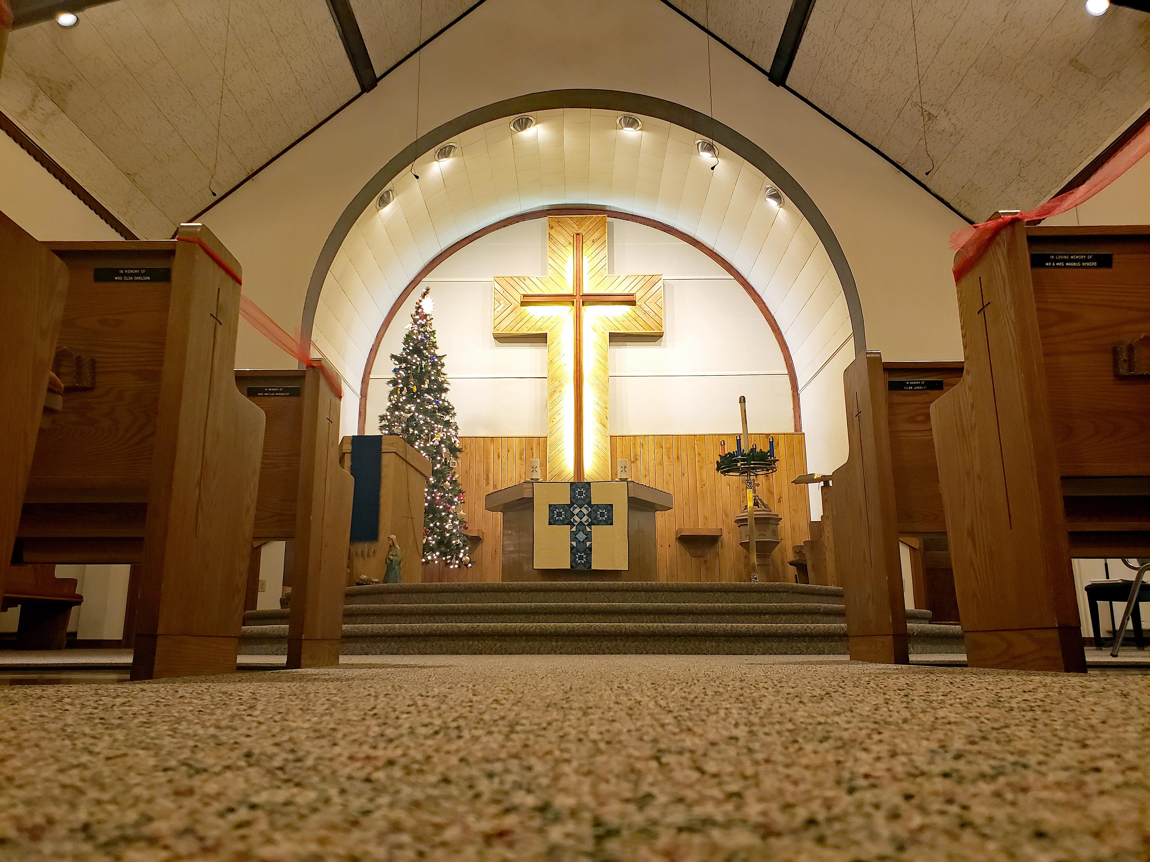 churchblue