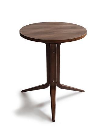 Y Coffee Table in walnut