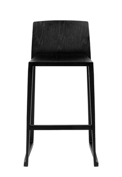Hanna Counter Stool in black