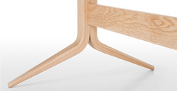 Y Dining Table in oak