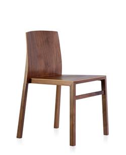 Hanna Chair in walnut