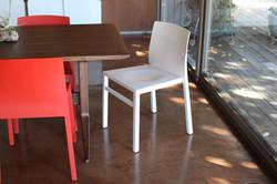 Hanna Chair in white