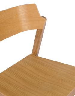 The 100 Chair in oak