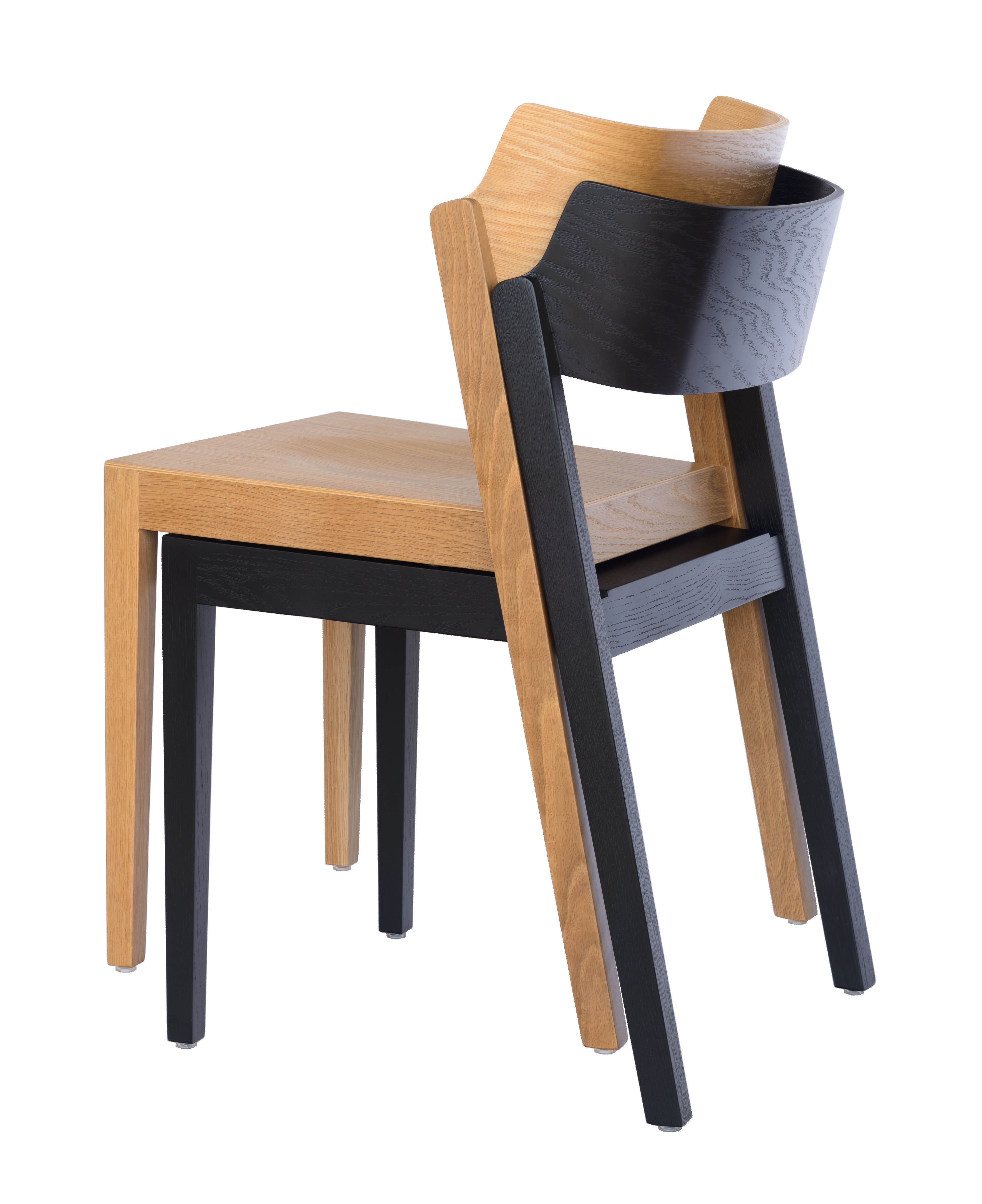 The 100 Chair, stacked