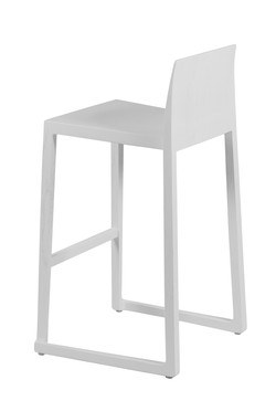 Hanna Counter Stool in white