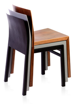 Hanna Chairs, stacked