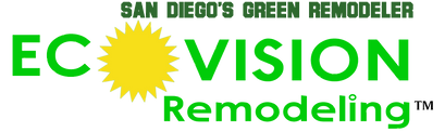 EcoVision Remodeling Logo
