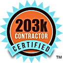 We are your 203 Certifeid Contractor Eco Pure Construction