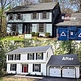ECO PURE CONSTRUCTION NJ BEFORE AND AFTER