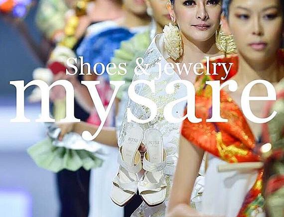 #mysare #マイサレ _Kimono shoes & jewelry br