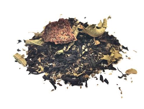 Thé noir Tango aux mûres bio