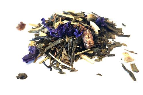 Thé vert après midi brésilien bio