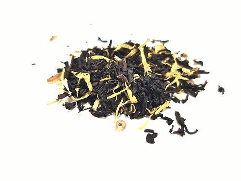 Thé noir Orange d'été bio