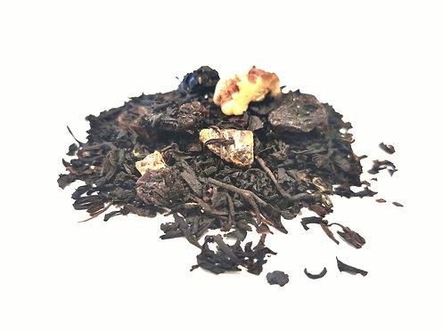 Thé noir Au coeur du vignoble bio