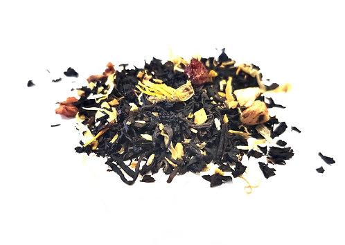 Thé noir Murmure de la forêt bio