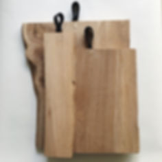 Wooden chopping boards Angel