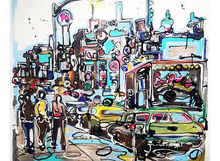Eduardo Romaguera en ARTGENERATION Galerie PARIS