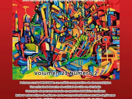 """""""CIENCIA ERGO SUM"""" revista por pares de la UNAM, destaca en portada los lienzos de E.ROMAGUERA"""