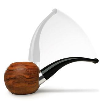 Olivia pipa legno artigianale