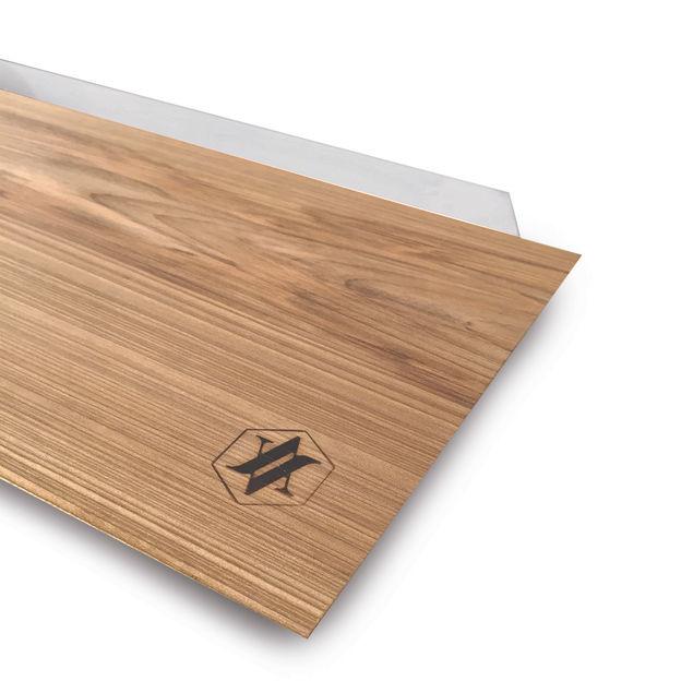 Tajer tagliere e vassoio minimale geometrico di design