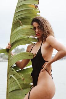 Ewa Sieniawska  Hers Wave Fashion Photography Editorial Photography Swimwear Photography High Fashion Photography Miami Beach, Florida