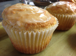 Orange Citrus Muffins