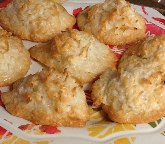 Coconut Maccaroons
