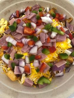 Marketplace Breakfast Burrito Bowls