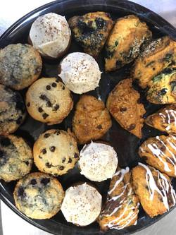 Assorted Muffins & Scones