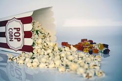 Movie Theatre Popcorn Bar