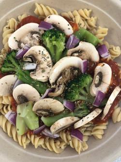 Marketplace Vegan/GF Pasta Bowl