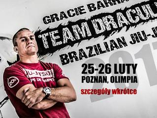 Vinicius Draculino - zapraszamy na seminarium!