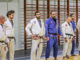 GB Sport Camp - white & blue belts   15-17.10.2021