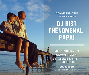 Access Sessions mit Dirk Bigell
