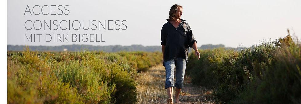 Access Consciousness mit Dirk Bigell