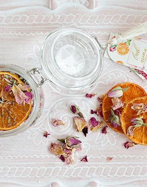 Потпури с Рози, Мандарини и Лавандула -Lush Aroma