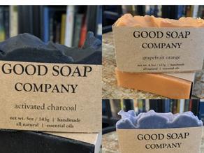 Local Business Spotlight: Good Soap Company