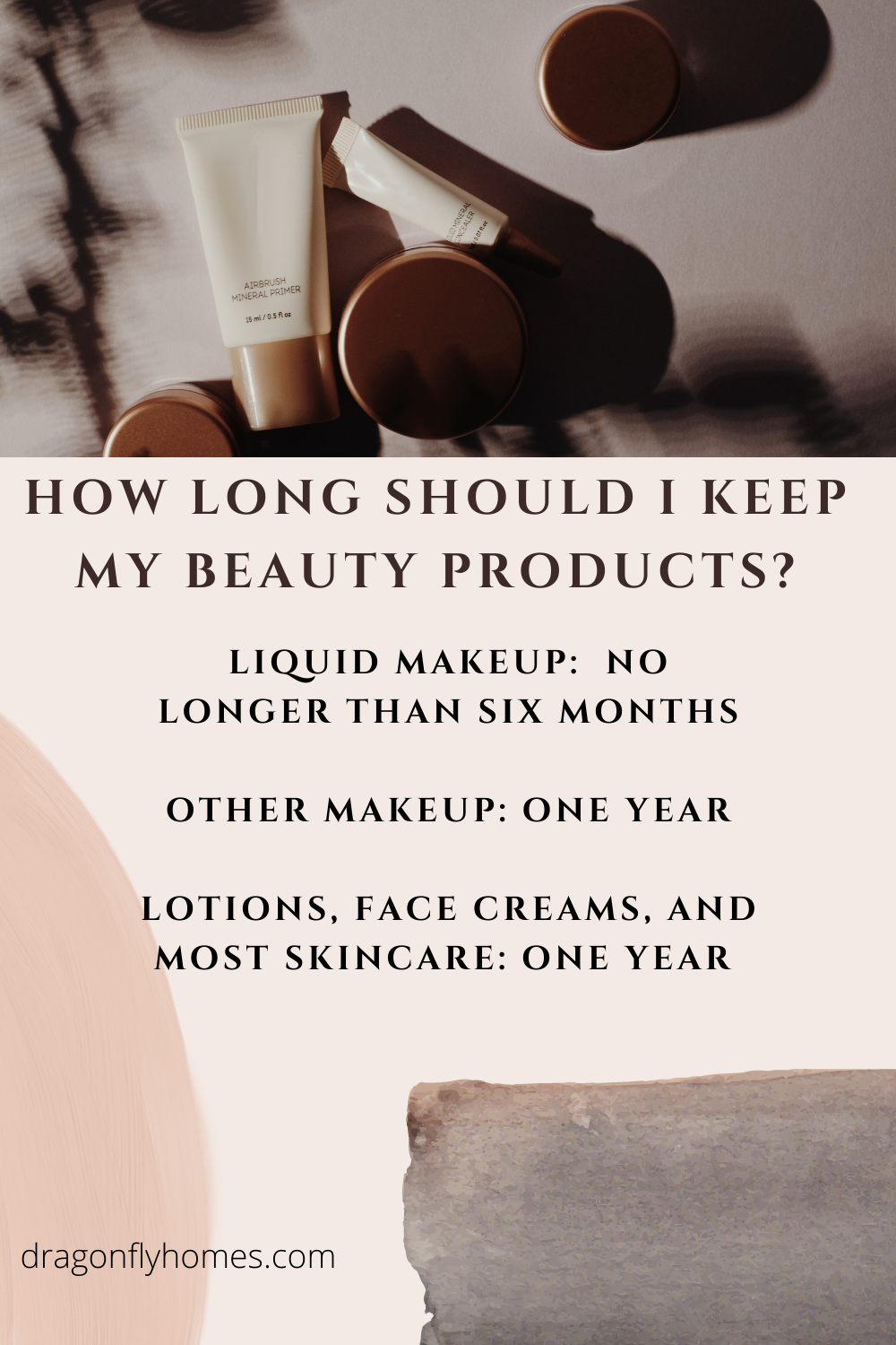 How Long Should I Keep My Beauty Products?