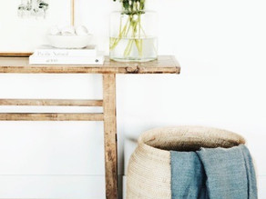 Organize Your Home Using Baskets