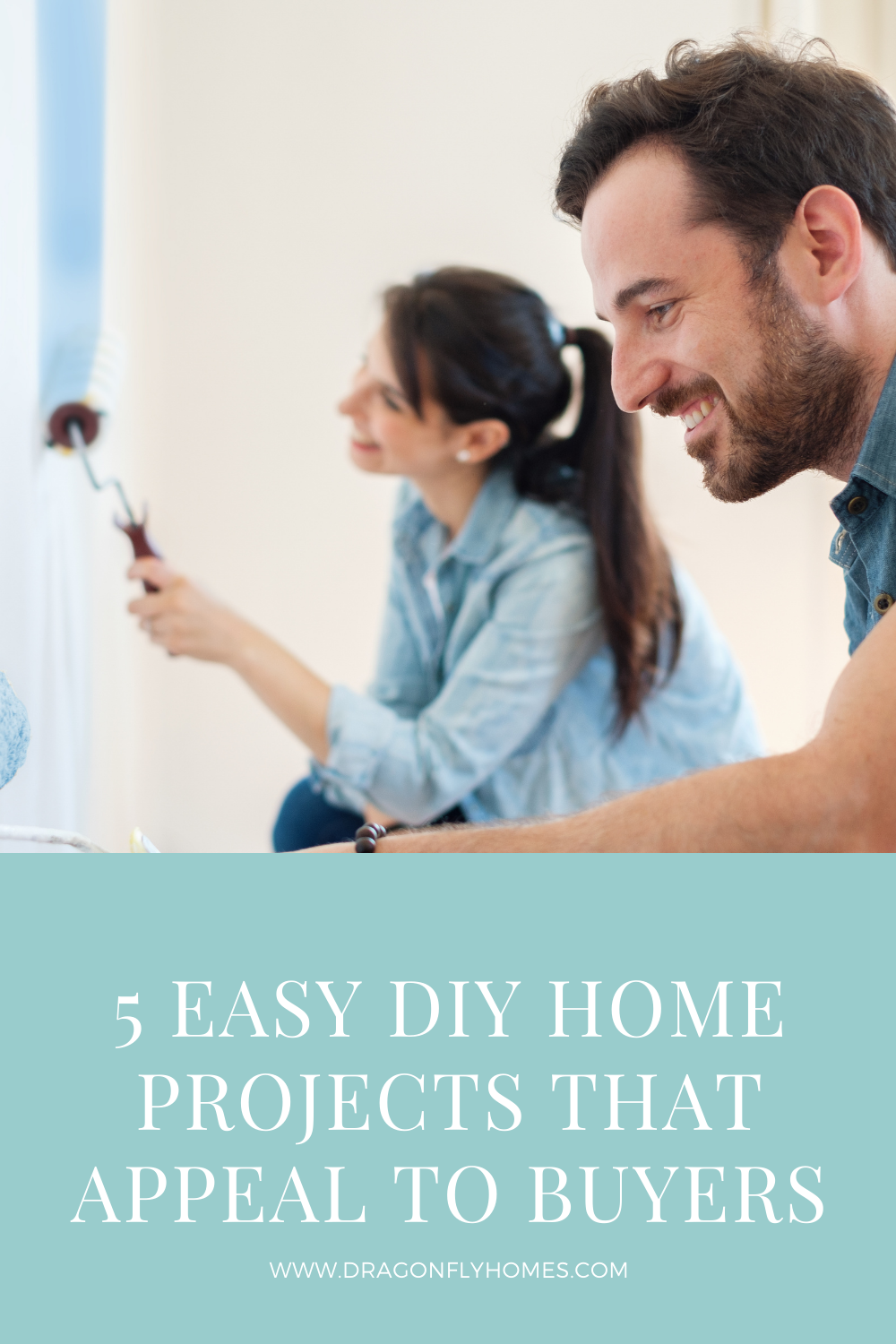 5 Easy DIY Home Projects that Appeal to Buyers