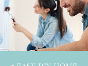 5 Easy DIY Projects That Appeal To Home Buyers