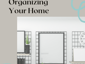 6 Essentials for Organizing Your Home