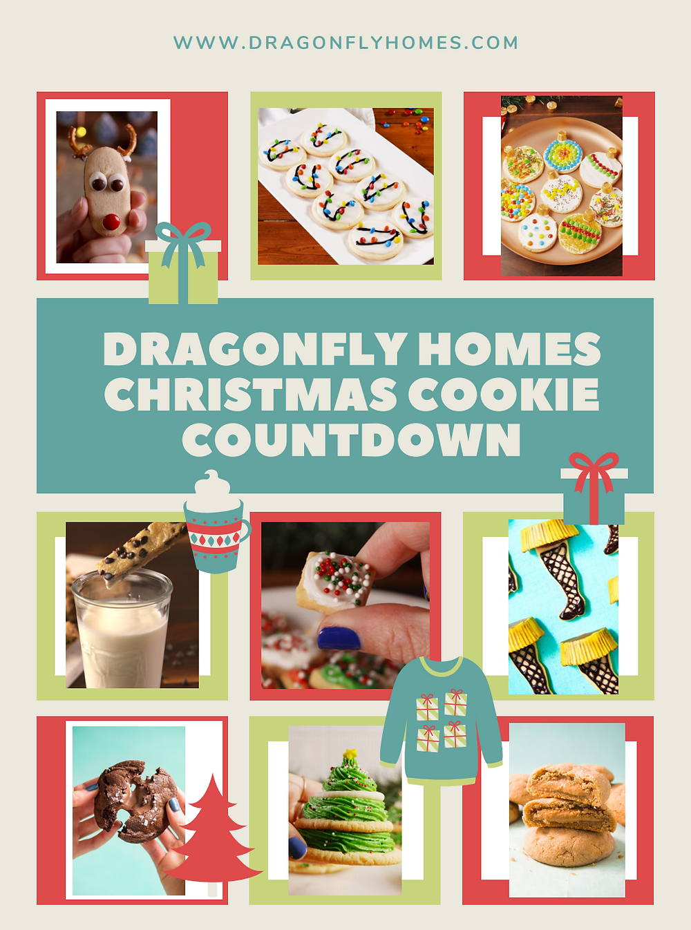 Christmas Cookie Recipes by Delish