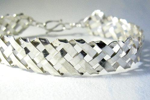 4 weave bracelet