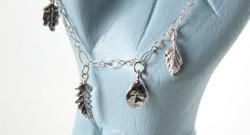 leaf charm bracelet detail_edited
